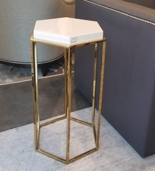 World's Away Elsa Occasional Table *SOLD*